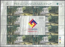 Indonesia - Indonesie New Issue 05-06-2018 (MS) Special Sheet  ZBL 3489-3490 - Indonesia