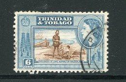 TRINITE ET TOBAGO- Y&T N°164- Oblitéré - Trinidad & Tobago (...-1961)