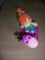Kinder Maxi Sorprese - K 00 Flintstones - Dino E Ciottolina - Maxi (Kinder-)