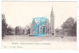 PK 2x Beernem - Kasteel Bloemendaal & Kerk - 1908 - Beernem