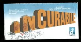 Busta Pubblicitaria - AIRC  2 - Variedades Y Curiosidades