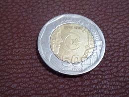COINS OF ALGERIA - Argelia
