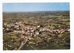12 Villeneuve D'Aveyron Vers Villefranche De Rouergue N°1 4 Vue Générale Aérienne VOIR DOS - Villefranche De Rouergue