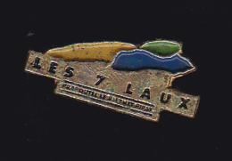 60751-Pin's. Station De Ski Des 7 Laux (Prapoutel, Pipay, Pleynet) - Wintersport