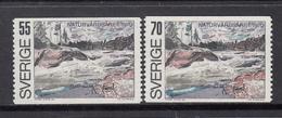 Sweden MNH Michel Nr 674/75 From 1970 / Catw 1.00 EUR - Sweden