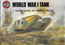 Airfix 61315-4 World War I Tank - Tanks