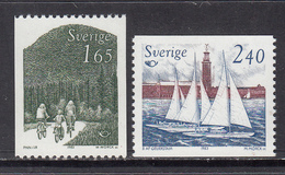 Sweden MNH Michel Nr 1230/31 From 1983 / Catw 1.50 EUR - Nuovi