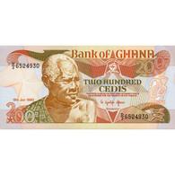 Billet Ghana 200 Cedis - Ghana