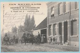 Cappellen : Jan Ketelaars - Huurhouder - Kapellen