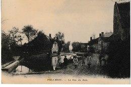 Oise PIELS-MERY La Rue Du Bois - Sonstige Gemeinden