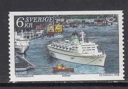 Sweden MNH Michel Nr 2062 From 1998 / Catw 2.00 EUR - Ongebruikt