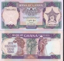 Billet Ghana 500 Cedis - Ghana