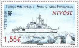 TAAF 2020 - Le Nivôse ** - Tierras Australes Y Antárticas Francesas (TAAF)