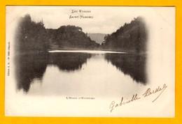 Saint Nabord  L'étang D'Huchères   Carte Précurseur - Saint Nabord