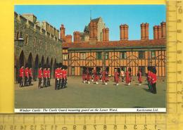 CPM  ROYAUME-UNI : Angleterre, Berkshire, Windsor Castle, Guard - Windsor Castle