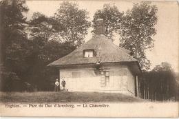Enghien Parc Du Duc D'Arenberg La Chaumière - Edingen