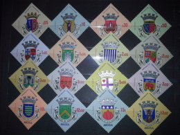 "1963 * Lot Stamps Angola Portuguesa ""brasão SG.462 - Timbres"