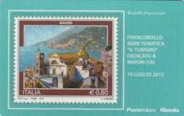 TESSERA FILATELICA VALORE 0,6 EURO MAIORI (FY222 - Filatelistische Kaarten