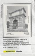 TESSERA FILATELICA VALORE 0,6 EURO BENEVENTO (FY230 - Filatelistische Kaarten