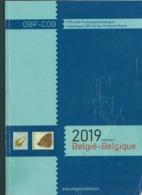 COB  De 2019  Les Deux Volumes  (Belgique Et Annexes +  Anciennes Colonies( Sans Marques !!) - Belgique