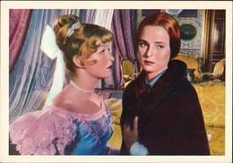 Ansichtskarte  LUCIA BOSE MARINA VLADY Film SINFONIA D'AMORE (Schubert) 1960 - Actors