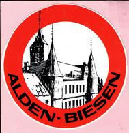 Sticker - ALDEN BIESEN - Stickers