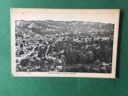 Cartolina Albania Vlone - Valona - Pamje E Qytetit - 1941 - Cartoline