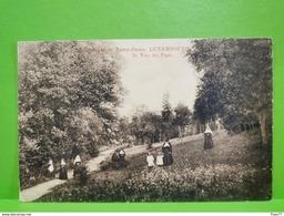 Pensionnat De Notre-Dame, Luxembourg. 2e Vue Du Parc - Postcards