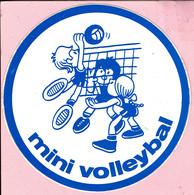 Sticker - Mini Volleybal - Stickers