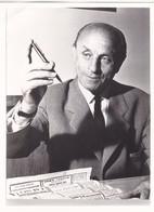 LASZLO BIRO (1899 - 1985) INVENTED HUNGARY, ARGENTINE NATIONALIZED. PHOTO SIZE:24X18CM  -LILHU - Personalità
