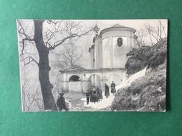 Cartolina Santuario Forno Alpi Graie - Esterno - Altitudine 1232 - 1925 - Italia