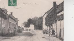 18 AZY  -  Route De Vaugues  - - France