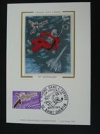 Carte Maximum Card L'homme Dans L'espace Man In Space Concorde Oblit. Saint-Quentin 02 Aisne 1976 - Europe