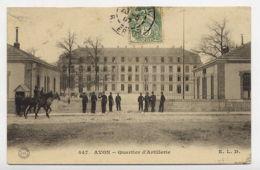 77*AVON-Quartier D'Artillerie - Avon