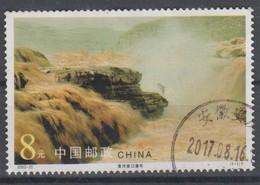 CHINA 2002 HUANG HE RIVER WATERFALL - Gebraucht