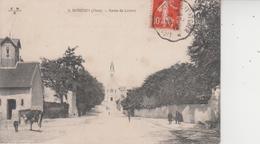 18 ROSIERES  -  Route De Lunery  - - Autres Communes