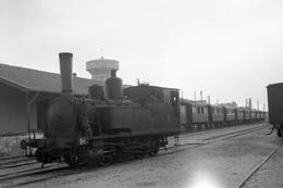 Palavas-les-Flots. Economiques De L'Hérault. Locomotive 040T Schneider N° 78. Cliché Jacques Bazin. 30-06-1953 - Eisenbahnen