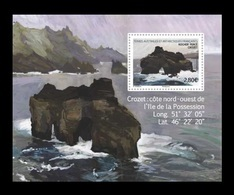 TAAF 2020 Mih. 1071 (Bl.79) Roche Percee Rock MNH ** - French Southern And Antarctic Territories (TAAF)
