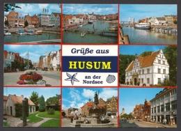 Husum An Der Nordsee - 8 Ansichten - Husum