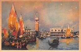 CPA VENEZIA - Panorama - Venezia (Venice)