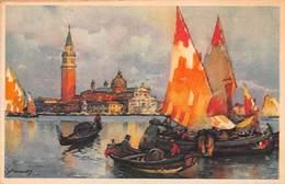 CPA VENEZIA - Isola S. Giorgio E Bragozzi - Venezia (Venice)