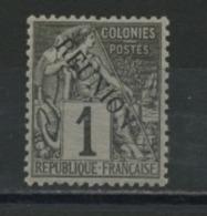 REUNION: - N° Yvert 17 ** - Reunion Island (1852-1975)