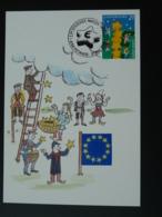 Carte Maximum Card Journée Maximaphile Petange Luxembourg Europa 2000 - 2000
