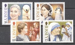 Jersey 2011 - MNH - Curie (Marie), Mother Teresa (272702) - Mutter Teresa
