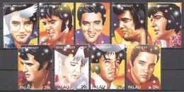 Palau 1992 - MNH - Elvis Presley, Music (274837) - Music