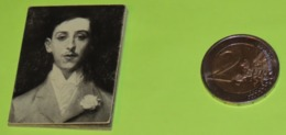 Mini-Livre - Publicité TOTAL De 1970 - Centenaire III ème République - Tome 5 : Maurice BARRES - Pubblicitari