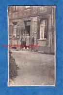Photo Ancienne Snapshot - YPORT - Belle Maison à Situer - Normandie Fecamp Vaucottes - Places