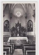 Albeuve, Carte-photo, Chapelle N.-D. De L'Ermitage, Intérieur - FR Fribourg