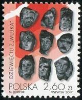 Poland 2017 The Nine From 'Wujek' Miners MNH** - 1944-.... République