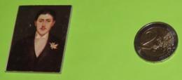 Mini-Livre - Publicité TOTAL De 1970 - Centenaire III ème République - Tome 7 : Marcel PROUST - Publicités